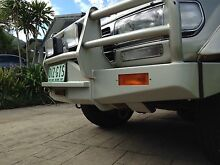 TJM T13 Steel Bull Bar to suit 80 Series Toyota Land Cruiser Redlynch Cairns City Preview