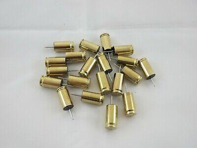 10 Bullet Push Pins 380 Acp Brass Bullet Cases Thumb Tacks