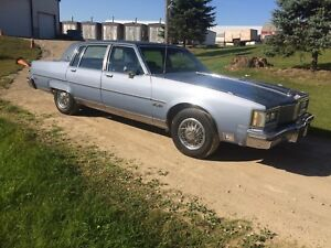 1984 Oldsmobile 98 Regency Brougham