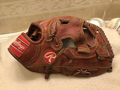 "Rawlings SG 60 12.75"" Fly Trap Baseball Softball Glove Right Handed Throwing"
