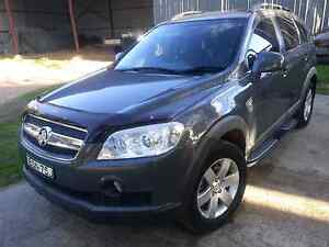 Holden Captiva cx diesel Castle Rock Muswellbrook Area Preview