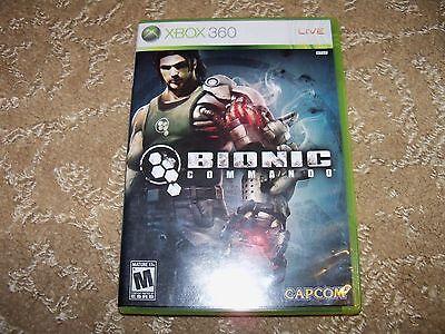 Bionic Commando  (XBOX 360, 2009) EUC FREE USA SHIPPING  comprar usado  Enviando para Brazil
