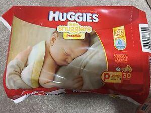 Huggies little sugglers preemie