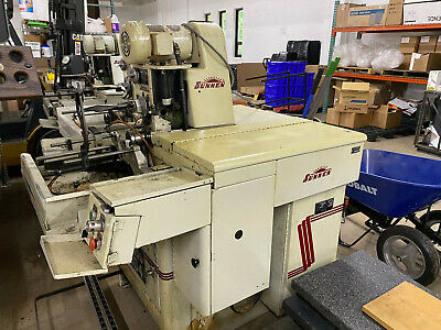 Sunnen Model Mbb 1804-e Power Stroke Precision Honing Machine