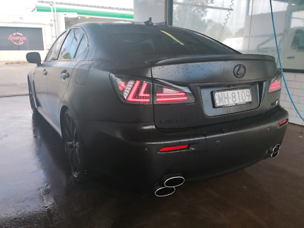 Lexus ISF 2010