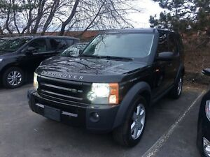 2007 Land Rover LR3 HSE | SUNROOF | HTD LEATHER | 7 PASSENGER |