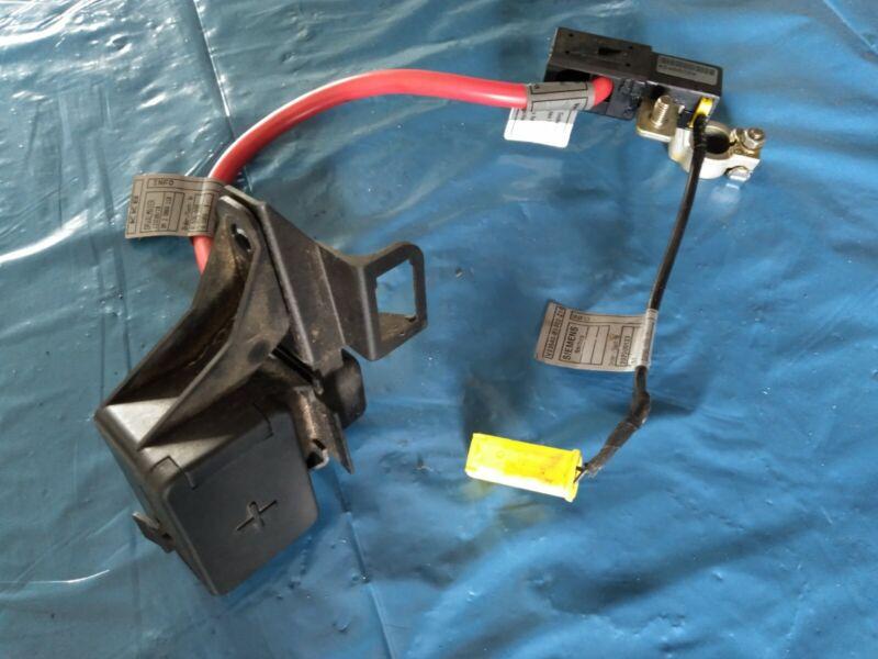 BMW 1 3er E81 E87 E90 E91 N45 N46 Kabel Generator-Anlasser-Stützpunkt B 757025