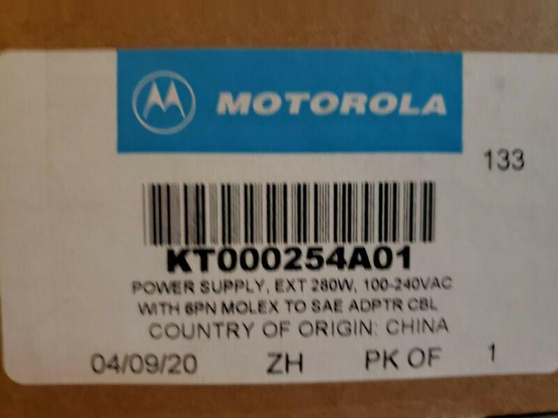 Motorola KT000254A01 Power Supply