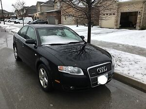 2007 Audi A4 Quattro 6 Speed Manual - AS IS
