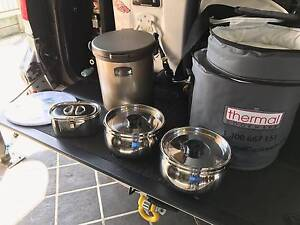 Shuttle Chef 6000 Pack - Thermal Cookware Heritage Park Logan Area Preview