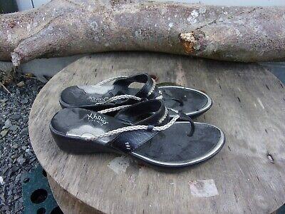Size 37 / 4 ladies sandals by KHRIO VERA  PELLE