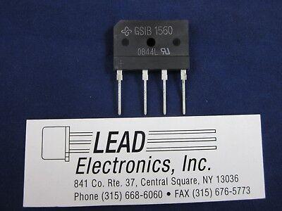 Gsib1560-e345 - Vishay Semiconductors - Bridge Rectifiers 15 Amp United States