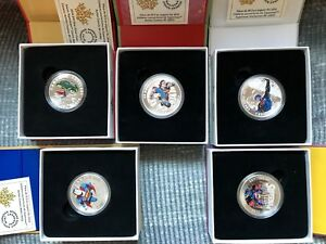 canadian mint superman silver coins