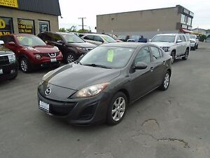 2011 Mazda Mazda3 GX *GUARANTEED APPROVAL*