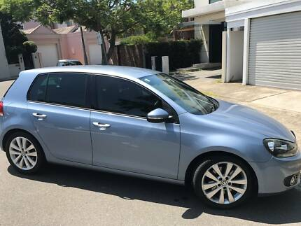 VW Golf, MY10 118TSI Double Bay Eastern Suburbs Preview