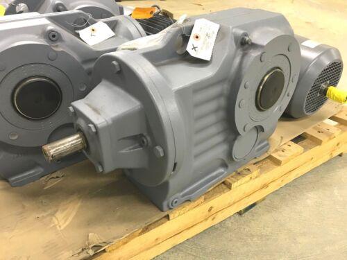 SEW-USOCOME KA87-AD3 Gearbox Gear Motor Reducer M1A Nm 2700 Eurodrive