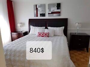 Set de chambre king à vendre