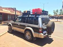 Fully equipped 1997 Mitsubishi Pajero Wagon Abermain Cessnock Area Preview
