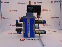 Festo MFH-5-1/4-SB DCV w/ Festo MSFG-24/42-50/60 Solenoid Valve Coil