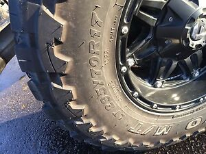 Toyo m/t tires for sale