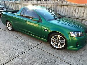 Holden Commondore VE Ute 2010 Hughesdale Monash Area Preview