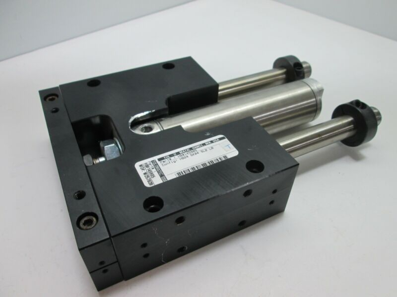 """Tolomatic HB24 SK04 SL2 LB Guided Air Cylinder, Bore: 1.5"""", Stroke: 4"""", 1/8"""" NPT"""