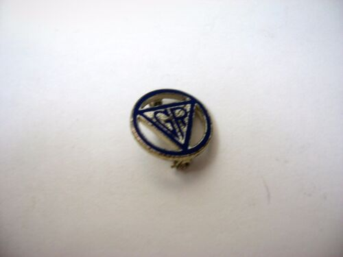 Vintage Collectible Pin: GR Girl Reserve YMCA Official