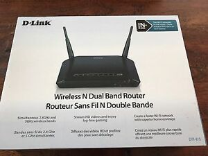 D-link Wireless N300 Dual Band Router