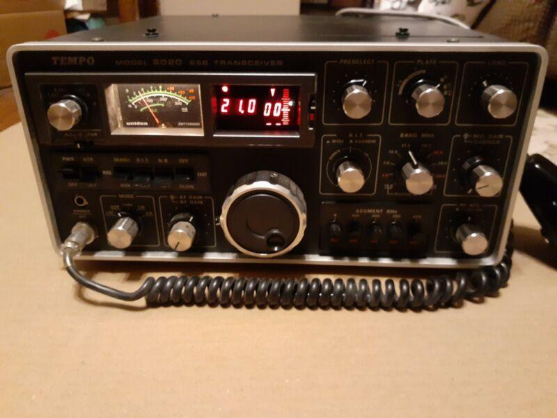 Henry Tempo 2020 Amateur Radio Transceiver