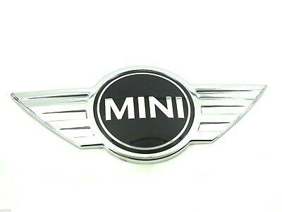 2002-2017 Mini Cooper Rear Hatch Trunk Emblem 51 14 7 026 186