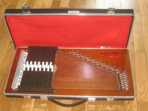 Chromaharp Autoharp Portaharp 15 Chords Rhythm Band READY TO PLAY Table Top