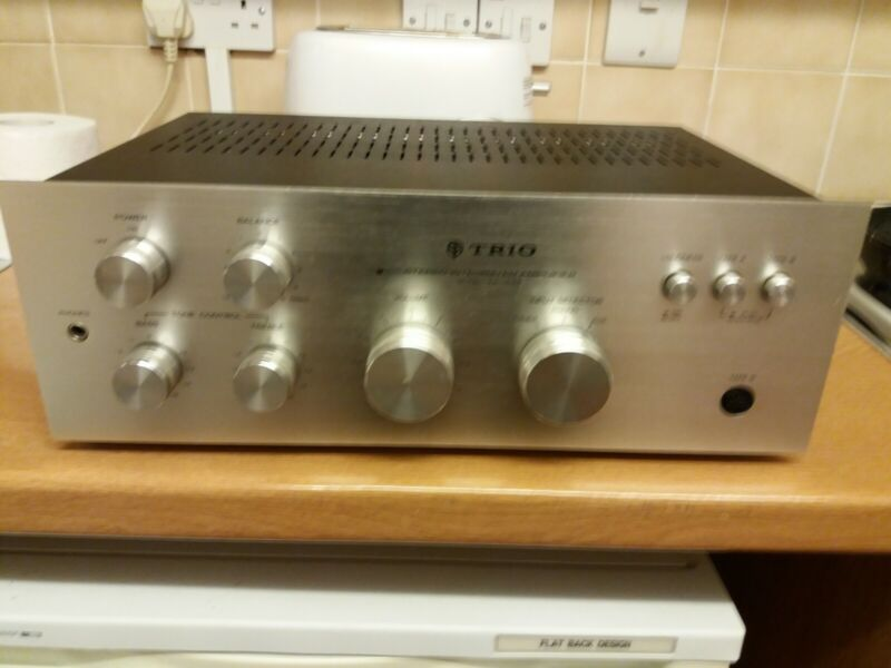 TRIO KA-1500 Amplifier