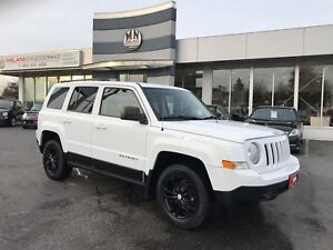 2012 Jeep Patriot North 4WD Automatic BlueTooth Only 113, 000Km
