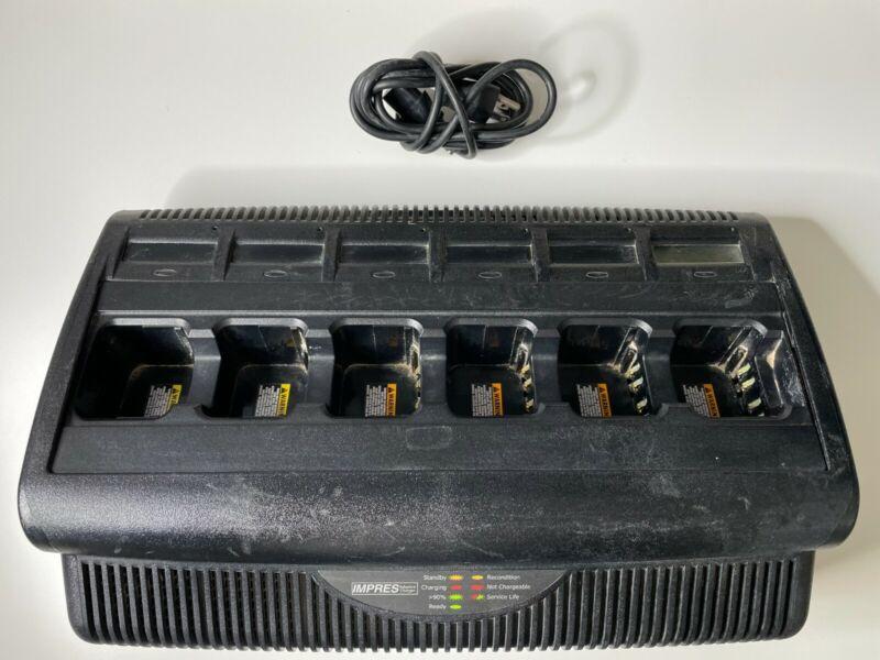 Motorola IMPRES Multi Unit ChargerWPLN4211B v3.11