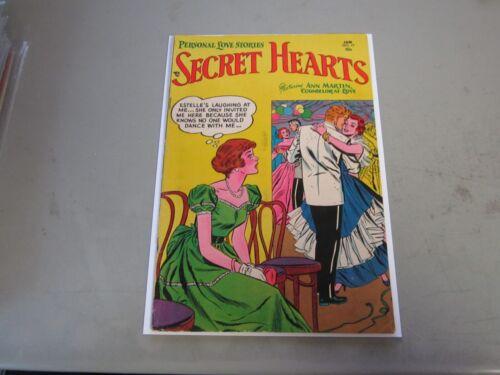 Secret Hearts #19 COMIC BOOK