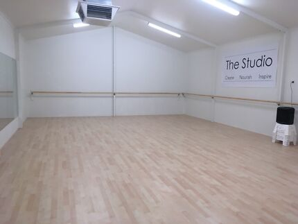 Dance/fitness studio for rent