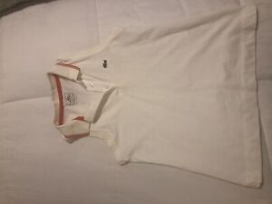 Lacoste tank top only worn once