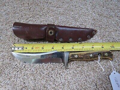 Vintage Puma Skinner knife Pumaster steel mod. 6393 (lot#13286)