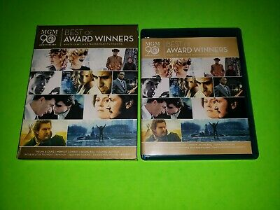 MGM 90th Anniversary Best Of Award Winners Blu Ray (missing Rain Man disc)