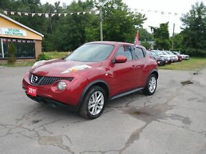 2011 Nissan JUKE SV !!CERTIFIED!!FINANCING!!WARRANTY!!