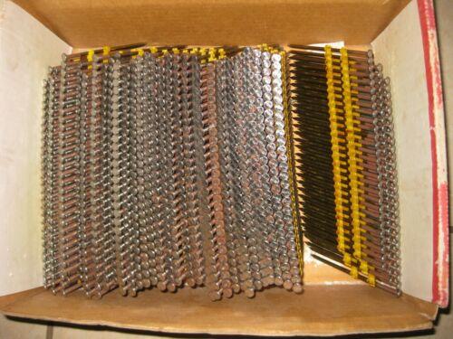 """Senco M002101 Full Round Head 3-1/2"""" X .131"""