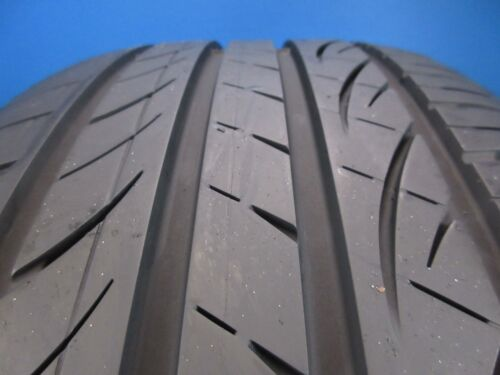One Used Hankook Ventus S1 Noble2  215 55ZR 17  7-8/32 Tread 1071C