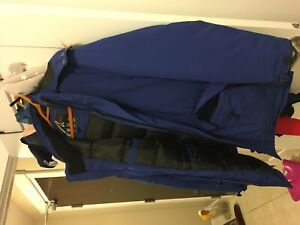 Men's medium alpine jacket from sears, missing arm patch