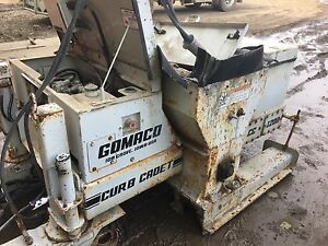 3 curb machines for sale