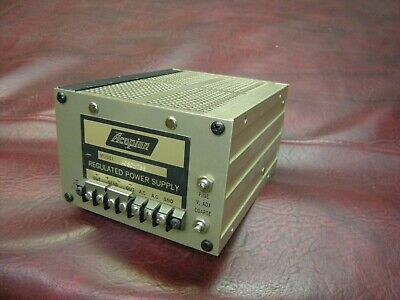 Acopian A050mt35 Power Supply Regulated 0 To 50 Vdc Tested