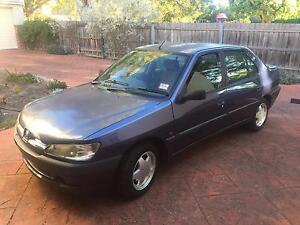 1997 Peugeot 306 Sedan Balwyn Boroondara Area Preview