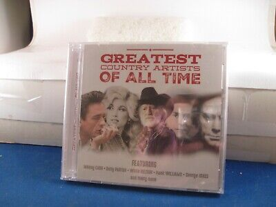 Greatest Country Hits of all Time cd  (Country Music Greatest Hits Of All Time)