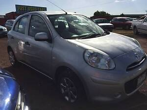 2011 Nissan Micra Hatchback Ferntree Gully Knox Area Preview