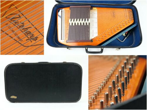 AutoHarp By Oscar Schmidt 15 Chord 36 String W/ Case - Fast Ship!