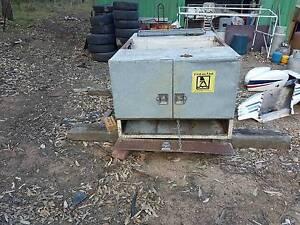 Metal Tool Box Greta Cessnock Area Preview